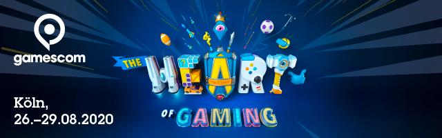 gamescom, 26.-29. August 2020