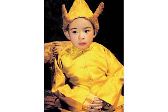Gyaincain Norbu – một cậu bé khác được Bắc Kinh chọn để làm hóa thân của Panchen Lama thay cho cậu bé bị bắt cóc