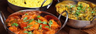 curry dishes