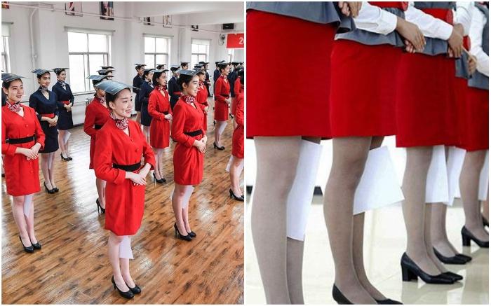 Комплексное упражнение, позволяющее выработать правильную осанку, позу и улыбку. | Фото: bodyguards.com.ua/ nari.punjabkesari.in.