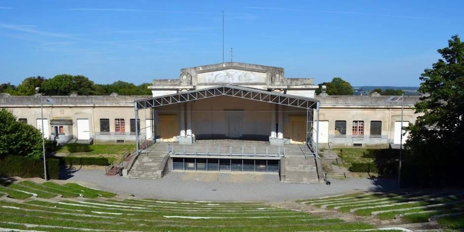 Namur: Classement du Stade des Jeux et du Théâtre de Verdure