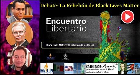 Debate: La Rebelión de Black Lives Matter