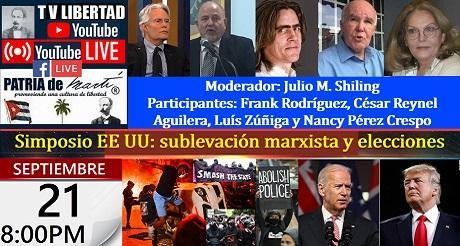 Invitacion Simposio EEUU Sublevacion marxista y elecciones