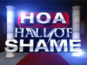 Image result for hoa hall of shame