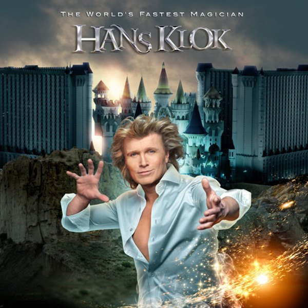 Image result for hans klok the world's fastest magician