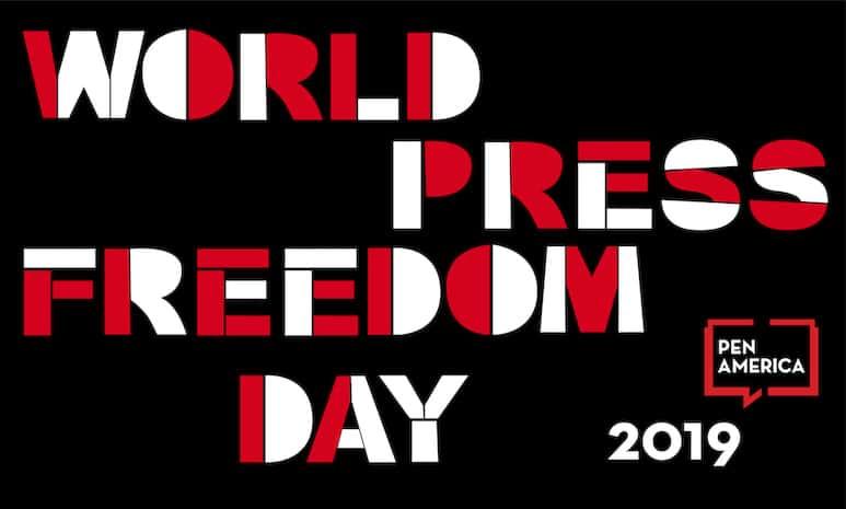 World Press Freedom Day 2019 Banner