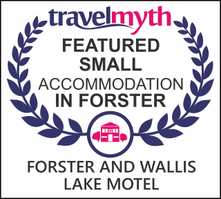 small hotel in Forster