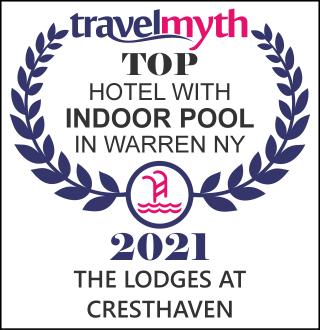 hotels with indoor pool in Warren