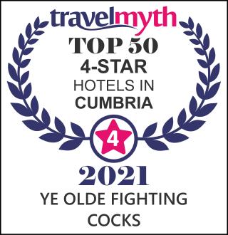 Cumbria hotels 4 star