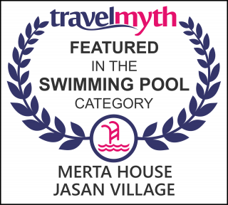 swimming pool hotels in Tegalalang