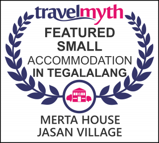 small hotel in Tegalalang