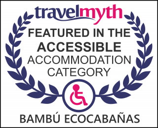 accessible hotels in San Agustinillo