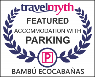 hotel with parking in San Agustinillo