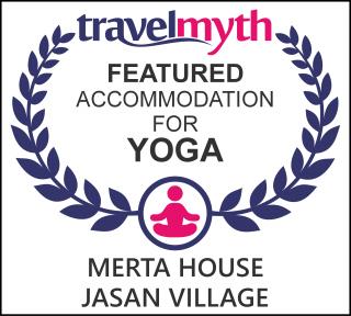 Tegalalang hotels for yoga