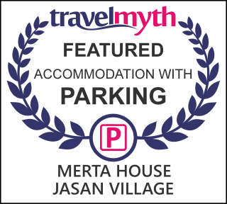 Tegalalang hotels with parking