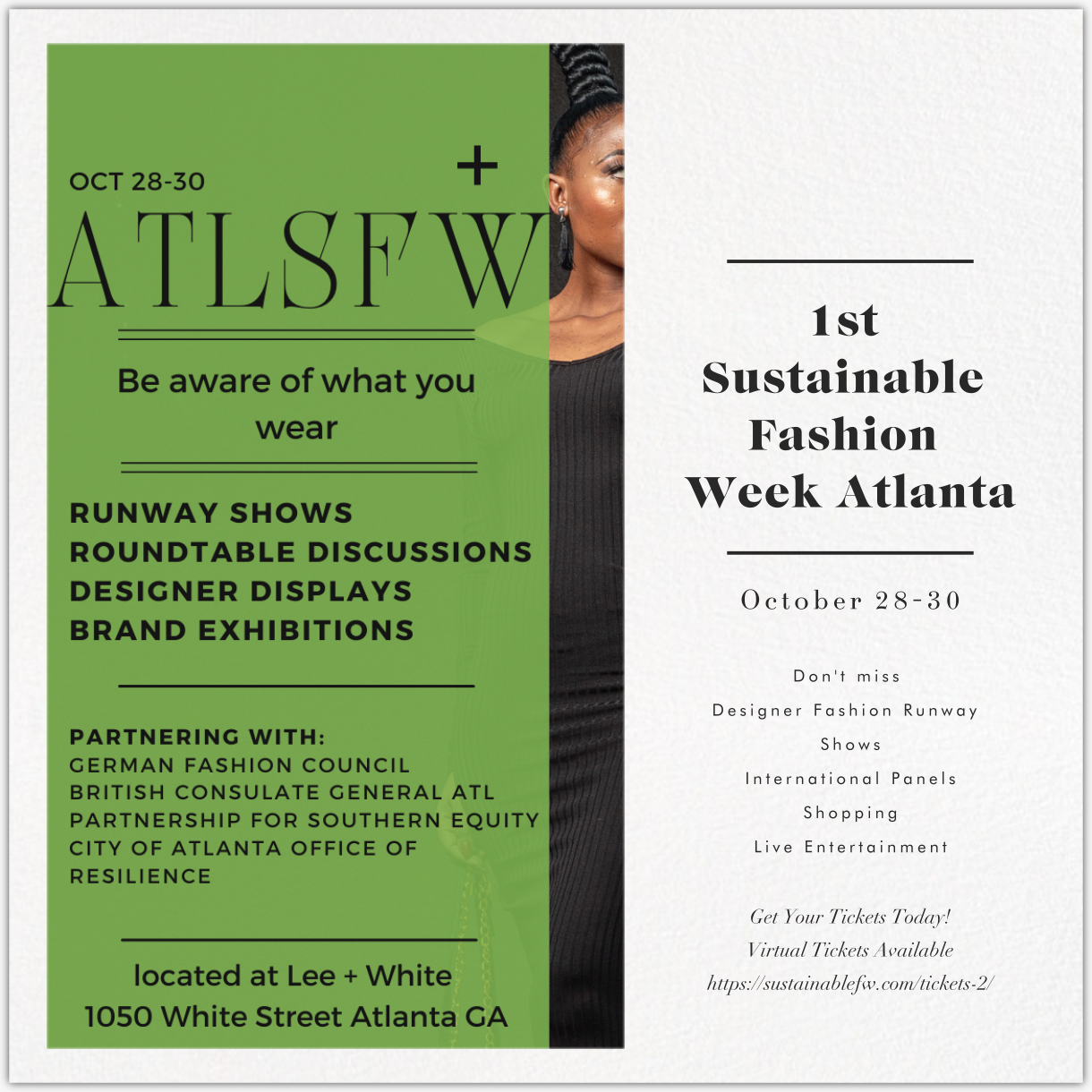 Enable images to view Sustainable Fashion Week Powered By eKlozet