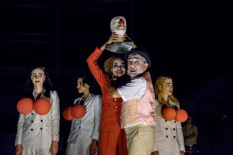 Φεστιβάλ Τεχνών Αρχ. Ολυμπίας: «Βάκχες» του Ευριπίδη σήμερα στο θέατρο Φλόκα