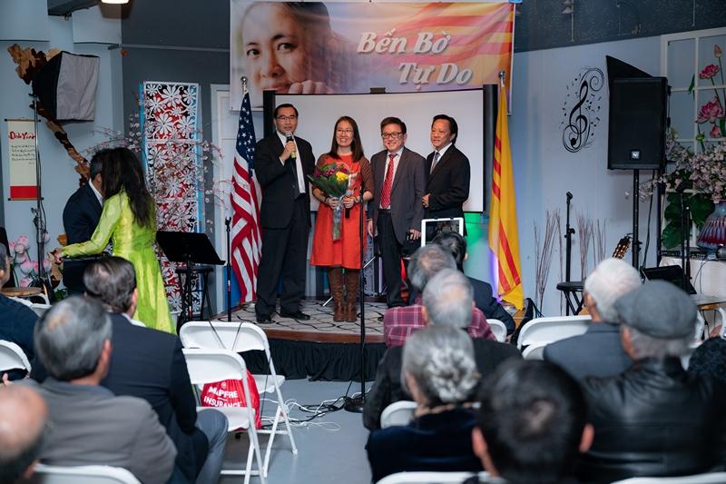 Đồng hương người Việt tại San Diego gặp gỡ Mẹ Nấm Nguyễn Ngọc Như Quỳnh