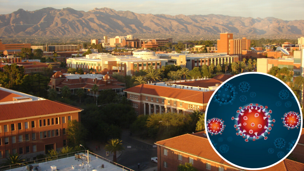 UArizona president: Classes are expected to resume Aug. 24