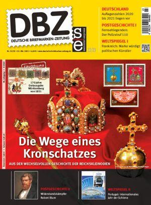 Informativ und aktuell: DBZ 22 und 23/2021