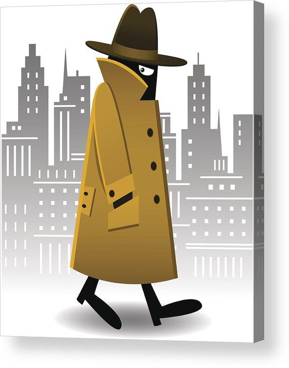 Αποτέλεσμα εικόνας για secret agent cartoon