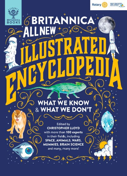 Cover of The Illustrated Encyclopedia