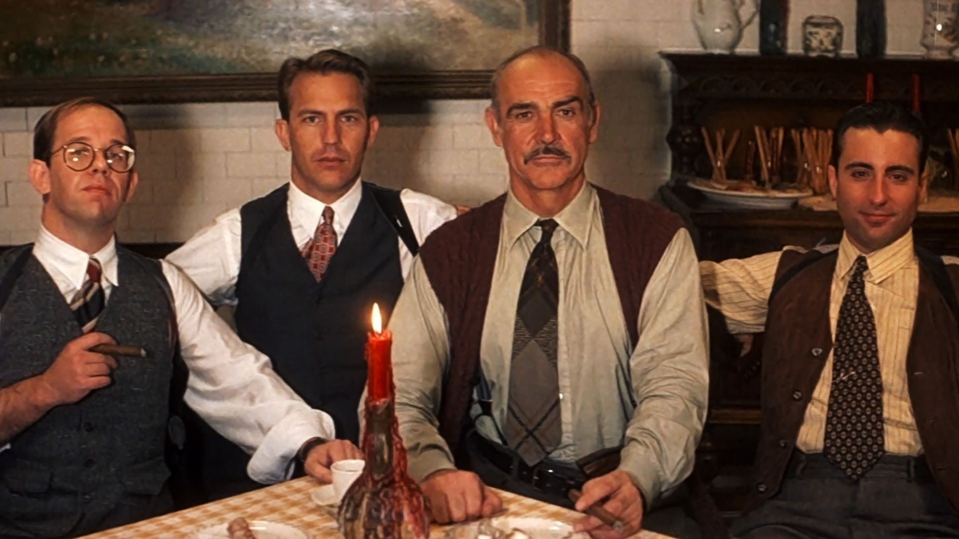 Image result for kevin costner, sean connery