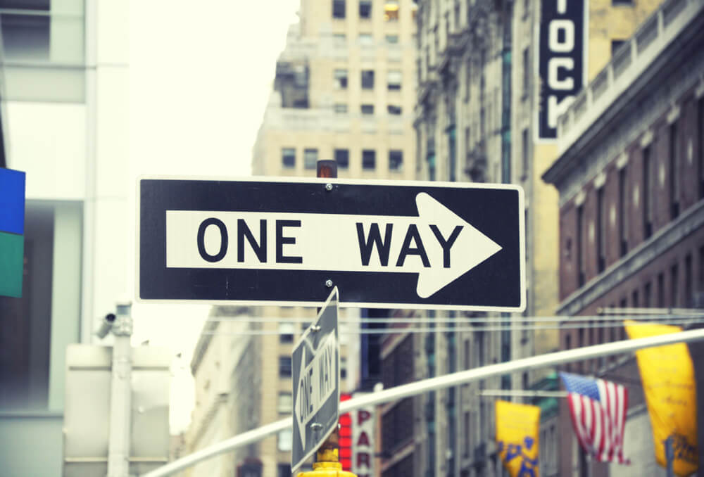 One Way Sign: What Does it Mean?