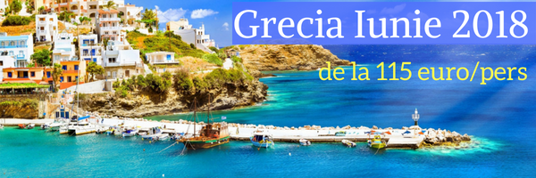 Vacanta Grecia Luna Mai