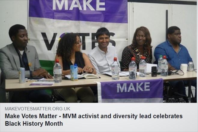 Black History Month blog