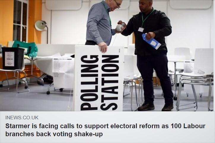 100 CLPs call for PR