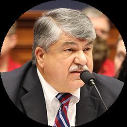 AFL-CIO President Richard Trumka (UMWA)