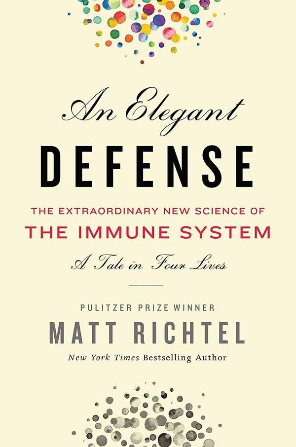 Tapa del ganador del Pulitzer Matt Richtel.