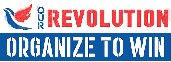 Our Revolution California 2021 Kickoff @ Online