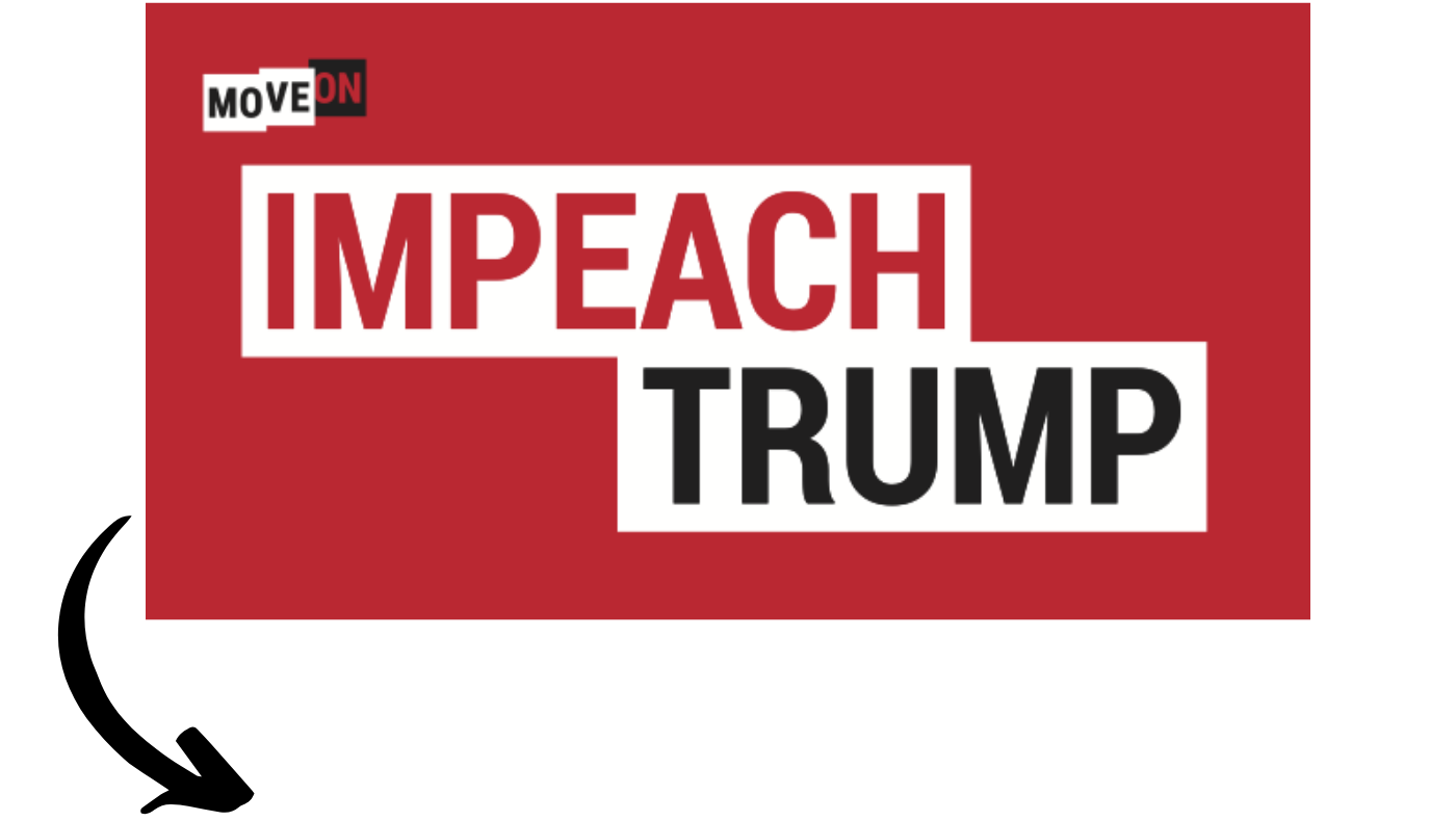 Get your own FREE Impeach Trump sticker by clicking here.