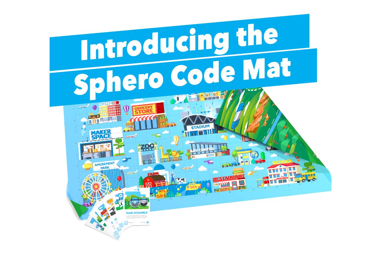 Sphero Code Mat Product Image