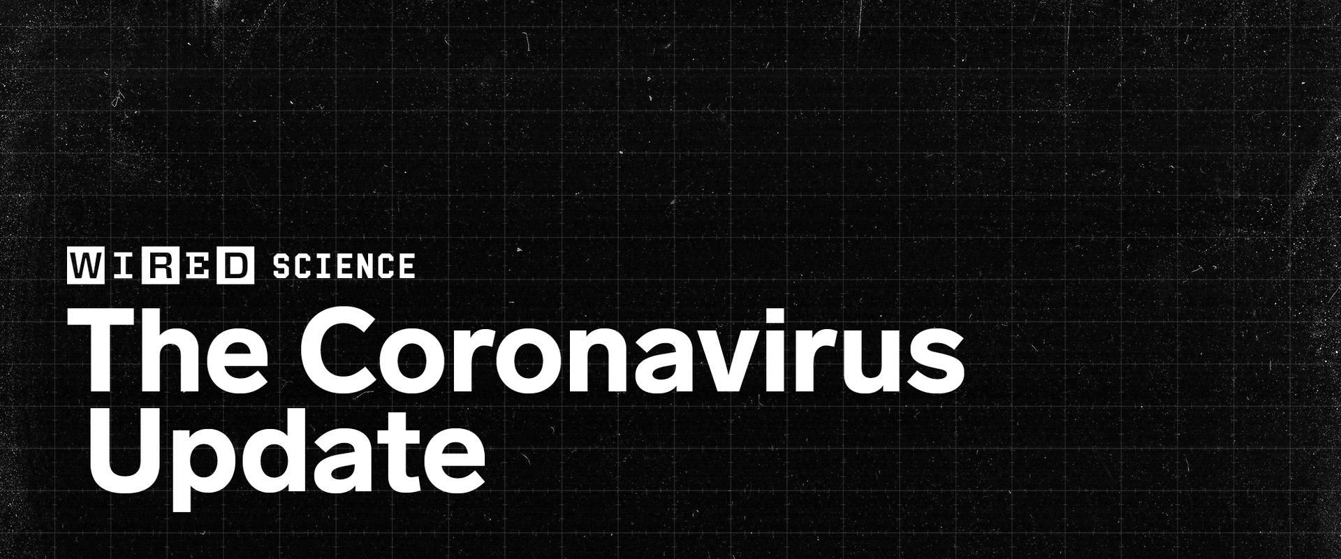 (image) WIRED Coronavirus Update Logo