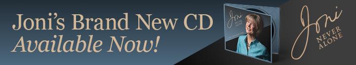 Joni's New CD.