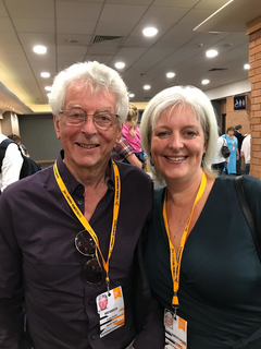 Keith&Caroline at Conference 2019