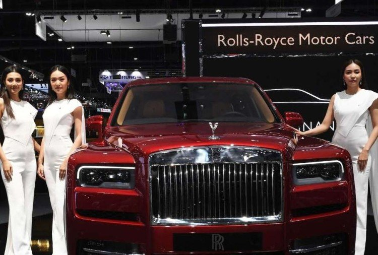 Image result for Rolls-Royce Cullinan hd photos