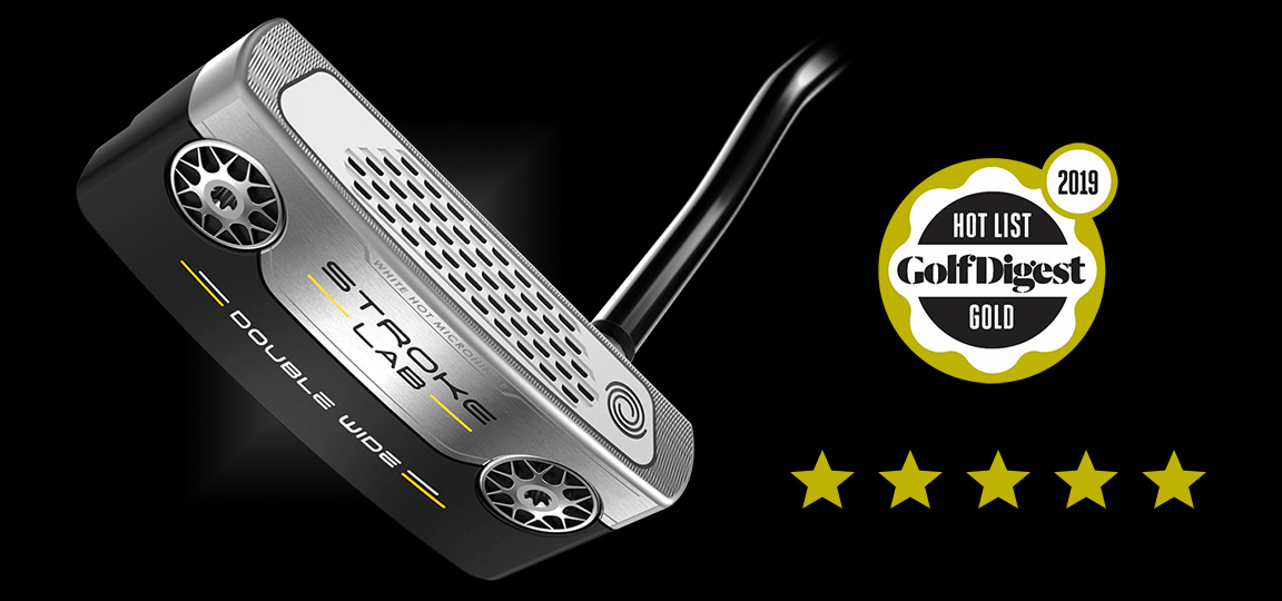 Golf Digest Hot List Odyssey Wins Big