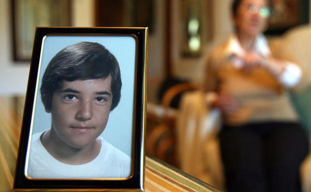 David Guerrero fue visto por última vez la tarde del 6 de abril de 1987 al salir de su domicilio/SUR.ARCHIVO