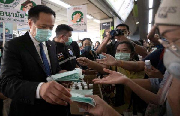 """Coronavirus: Témoignage d'un journaliste de retour """"des masques pour tous en Thaïlande et rien en France…"""""""