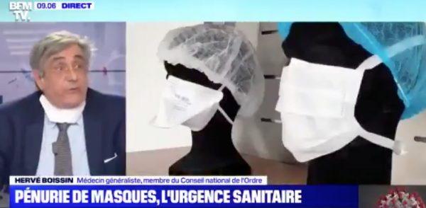 Sondage: À cause du manque de masques, les Français ne font plus confiance au gouvernement