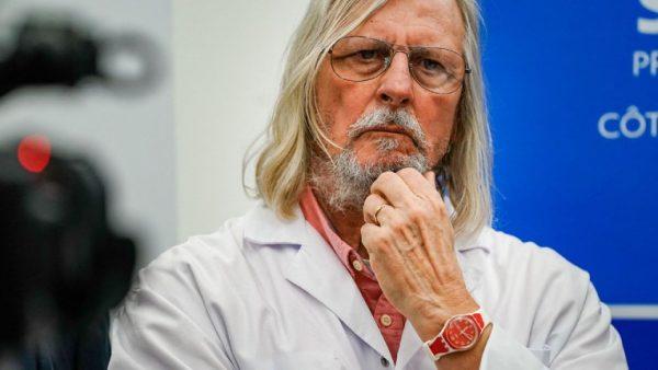 Le Conseil de l'Ordre des Médecins menace le professeur Raoult d'une suspension d'activité immédiate