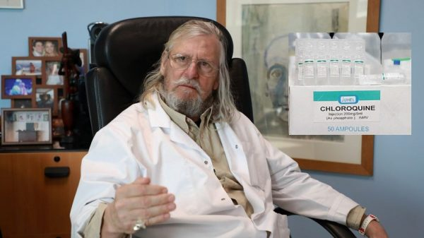 Et si le Pr Raoult avait raison : Les pays où les gens prennent massivement de la chloroquine contre le paludisme beaucoup moins touchés par le coronavirus