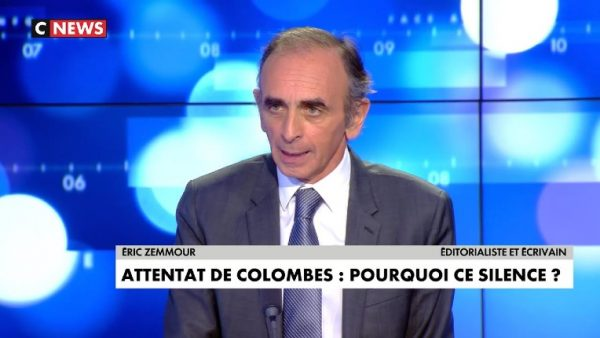 Zemmour : « Il faut reconquérir par la force ces banlieues qui sont devenues des enclaves étrangères. C'est eux ou nous »... ils ne se sentent Français que pour toucher les aides sociales (Vidéo)
