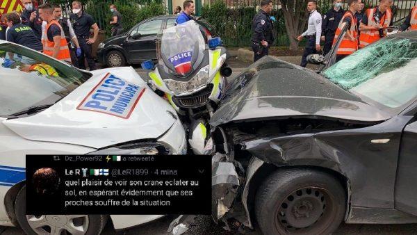 Attaque islamiste de Colombes: un voisin du terroriste de l'attaque de Colombes en garde à vue. Il avait les mêmes « projets » de tuer des policiers
