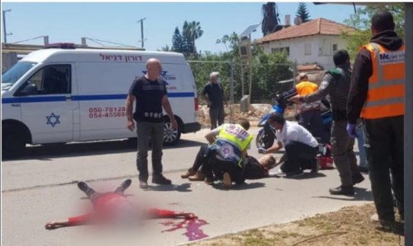 Attaque islamiste à Kfar Saba: une femme israélienne âgée poignardée, le terroriste neutralisé
