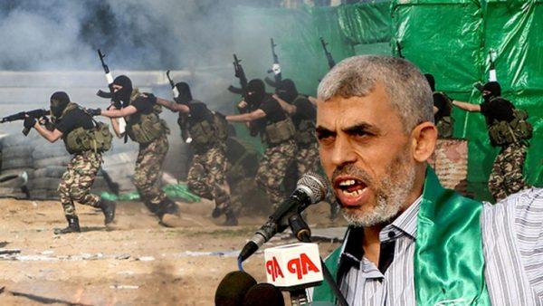 """Hamas : """"Nous visons des civils car nous n'avons pas de missiles de précision"""" confirme l'un des chefs du Hamas"""